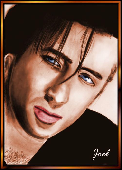 Nicolas Cage por klk68